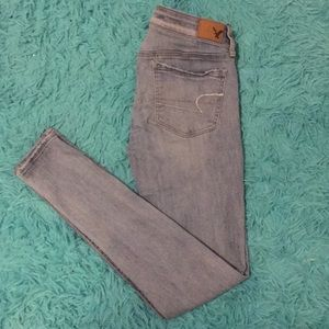 American Eagle X-Long Super Stretch Jegging